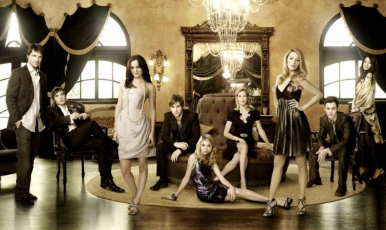 Gossip Girl Cast young